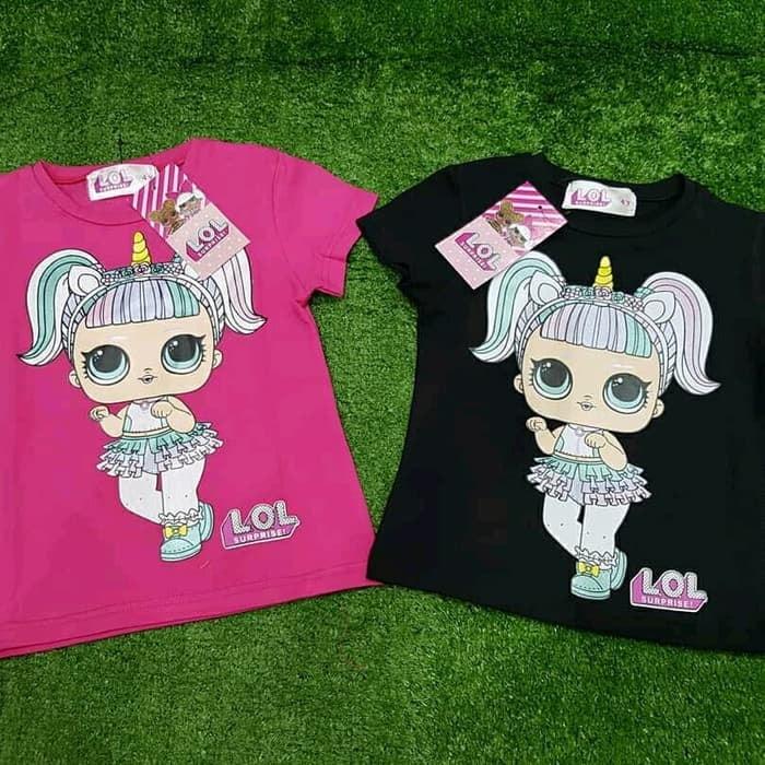 pakaian anak import KAUS 2481