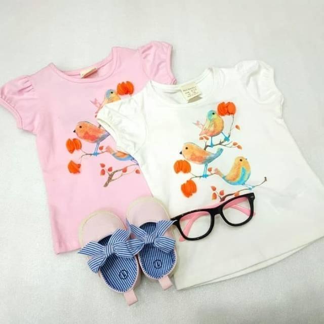 pakaian anak import KAUS BABY 1983