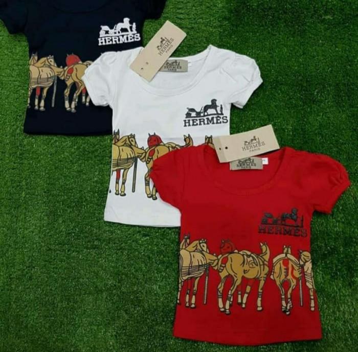 pakaian anak import KAUS BABY 2041