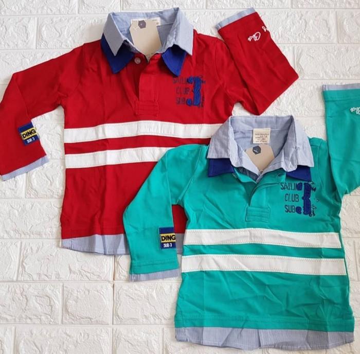 pakaian anak import KAUS BABY 2080