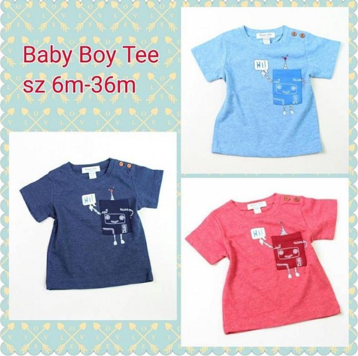 pakaian anak import KAUS BABY 2219