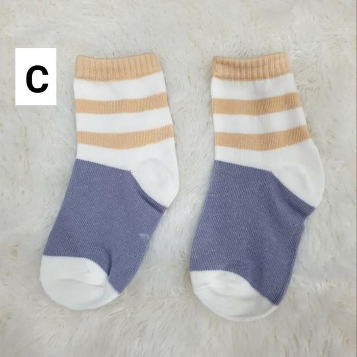 pakaian anak import KAUS KAKI GIRL FASHION1 per pcs