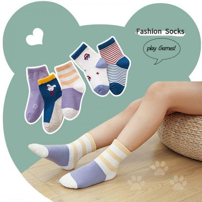 pakaian anak import KAUS KAKI GIRL FASHION1