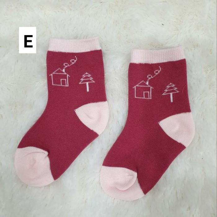 pakaian anak import KAUS KAKI GIRL FASHION3 per pcs
