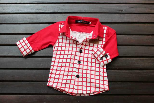 pakaian anak import KAUS KEMEJA 2029