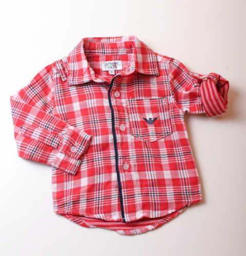 pakaian anak import KEMEJA PANJANG 1852 BABY