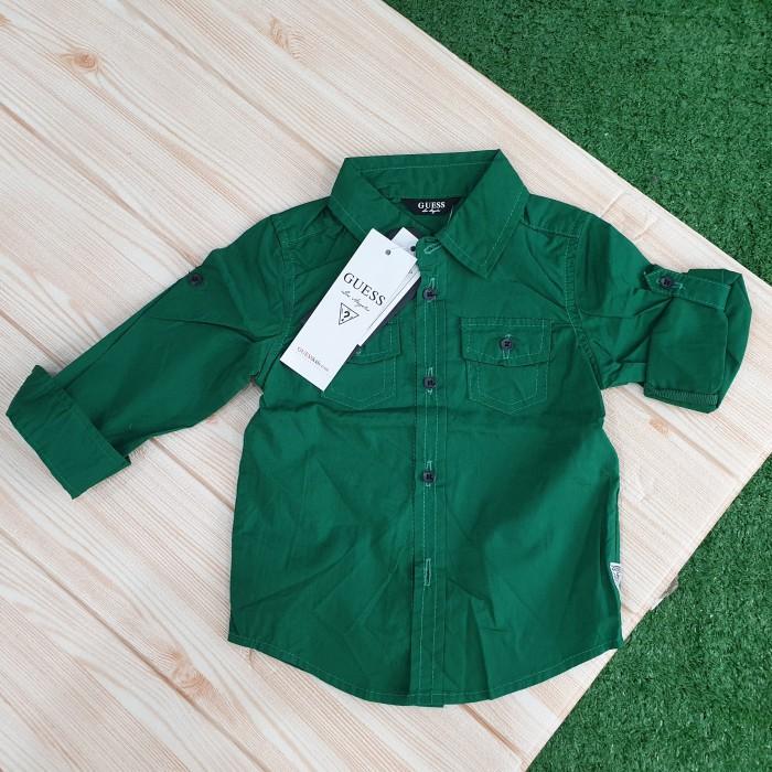 pakaian anak import KEMEJA PANJANG 1961 BABY
