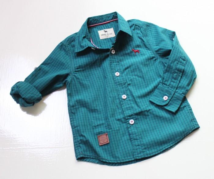 pakaian anak import KEMEJA PANJANG 2307 KIDS