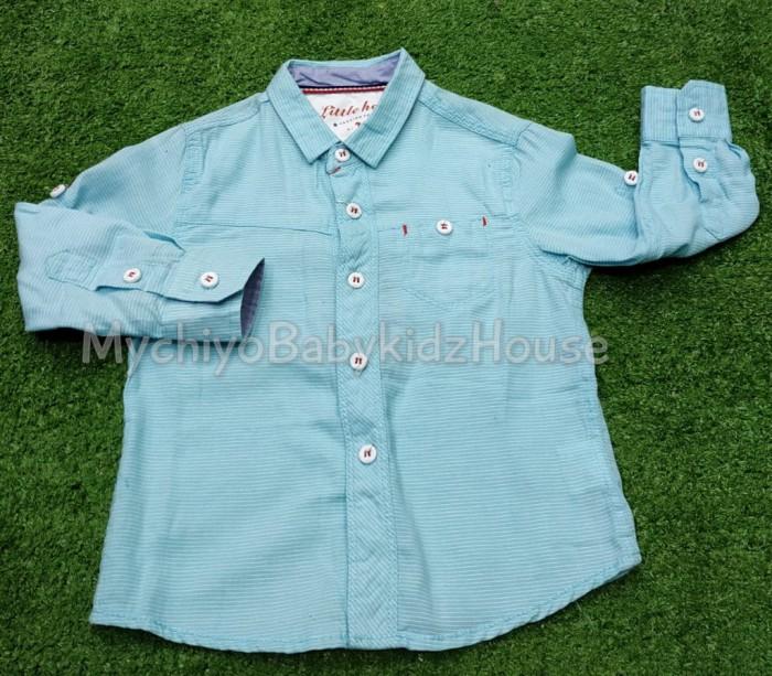 pakaian anak import KEMEJA PANJANG 2361 KIDS