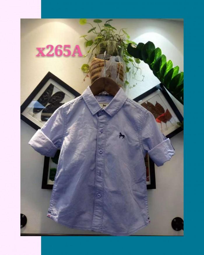 pakaian anak import KEMEJA PANJANG 2567 BABY