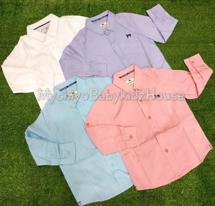 pakaian anak import KEMEJA PANJANG 2567 KIDS