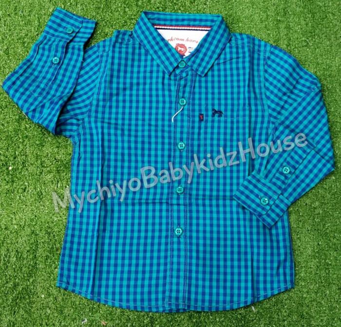 pakaian anak import KEMEJA PANJANG 2570 BABY