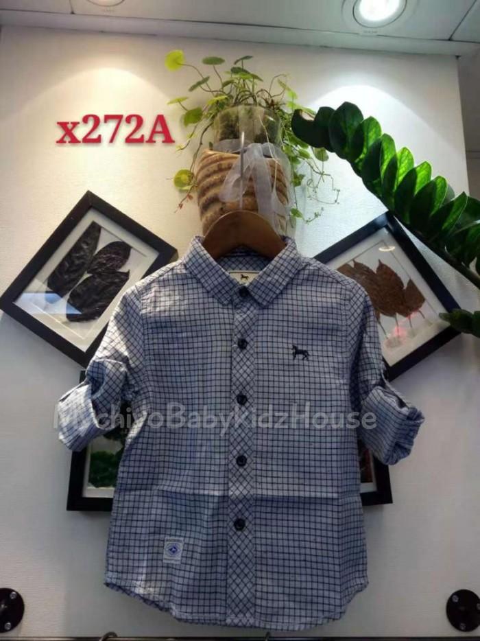 pakaian anak import KEMEJA PANJANG 2574 KIDS