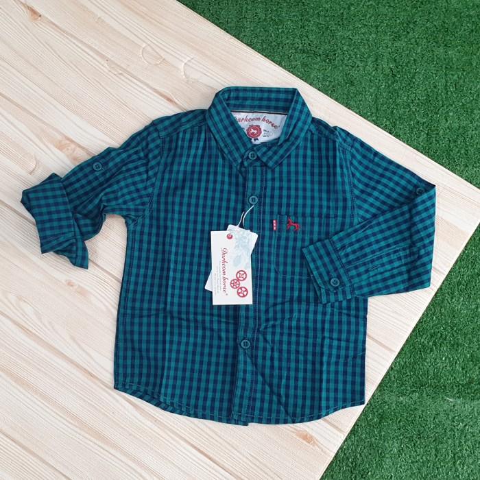 pakaian anak import KEMEJA PANJANG 2629 KIDS