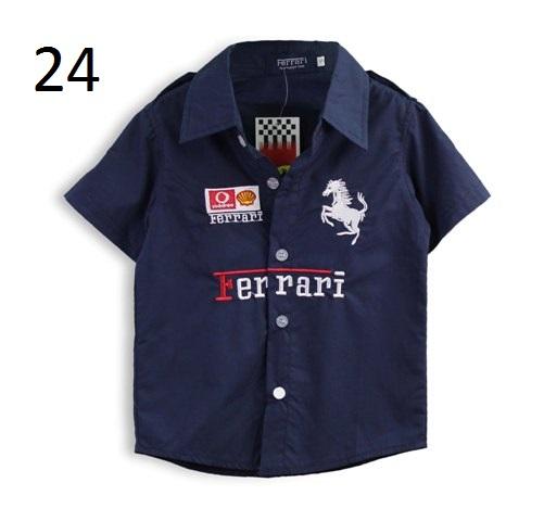 pakaian anak import KEMEJA PENDEK 2165