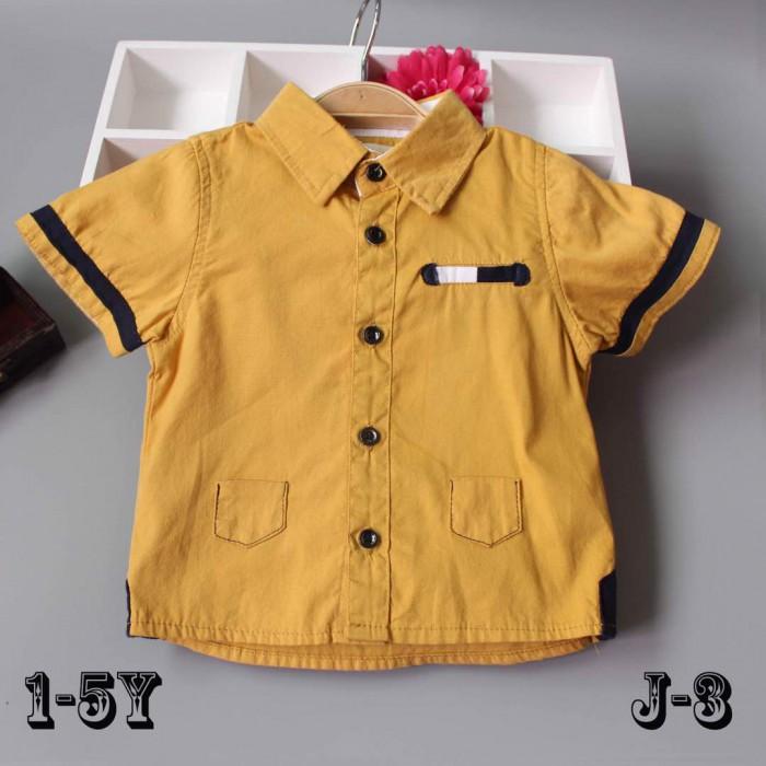 pakaian anak import KEMEJA PENDEK 2330