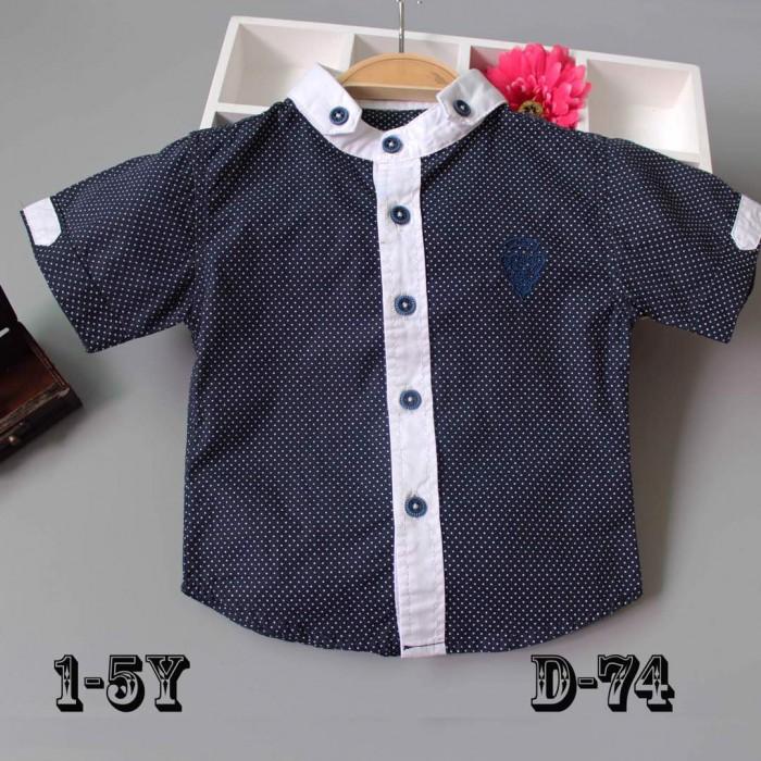 pakaian anak import KEMEJA PENDEK 2335