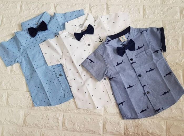 pakaian anak import KEMEJA PENDEK 2431