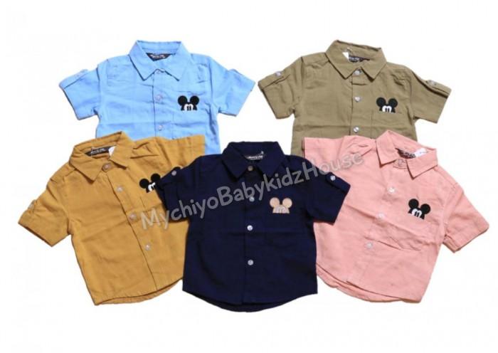 pakaian anak import KEMEJA PENDEK 2559 BABY