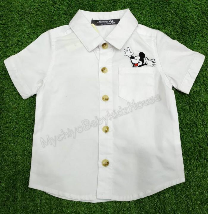 pakaian anak import KEMEJA PENDEK 2560 BABY
