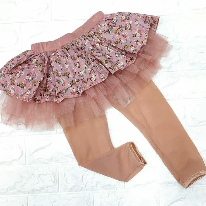 pakaian anak import LEGGING ROK ANNICA AN54