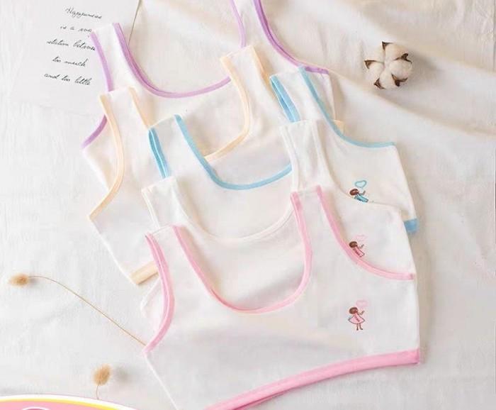 pakaian anak import MINISET ANAK KARAKTER CEWE LOVE