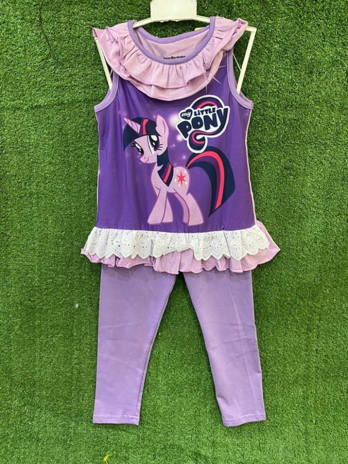 pakaian anak import PIYAMA JW2 D KIDS