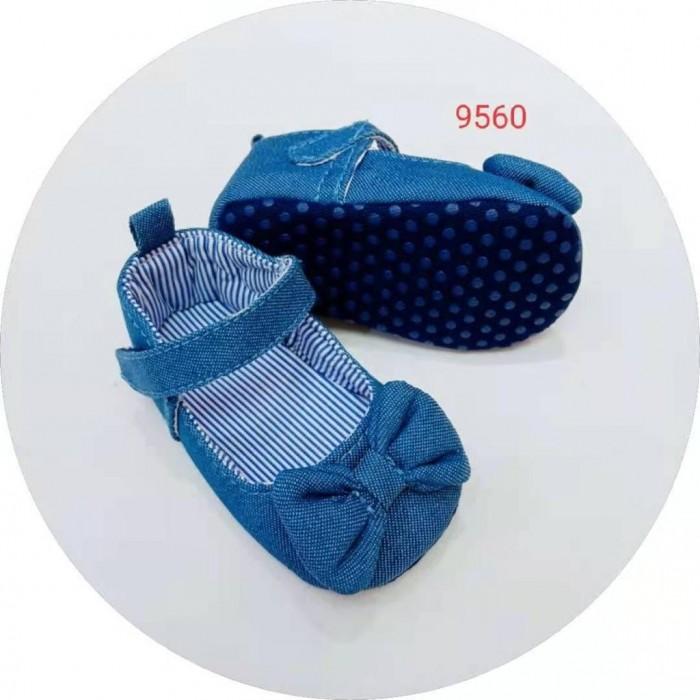 pakaian anak import PREWALKER SEMI JEANS PITA