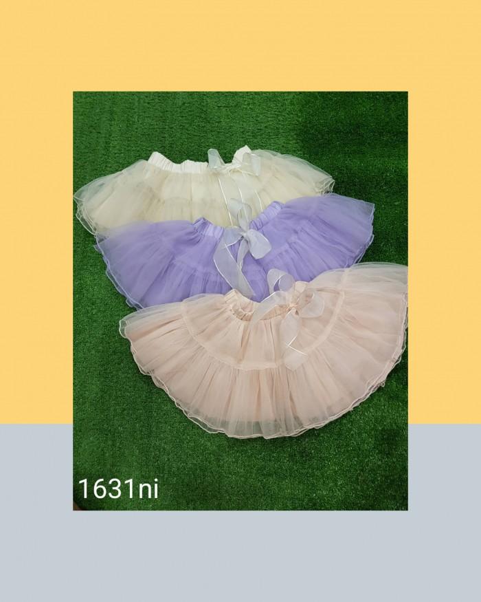 pakaian anak import ROK ANNICA 1631