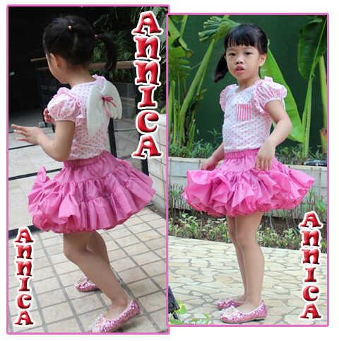 pakaian anak import ROK ANNICA AN41
