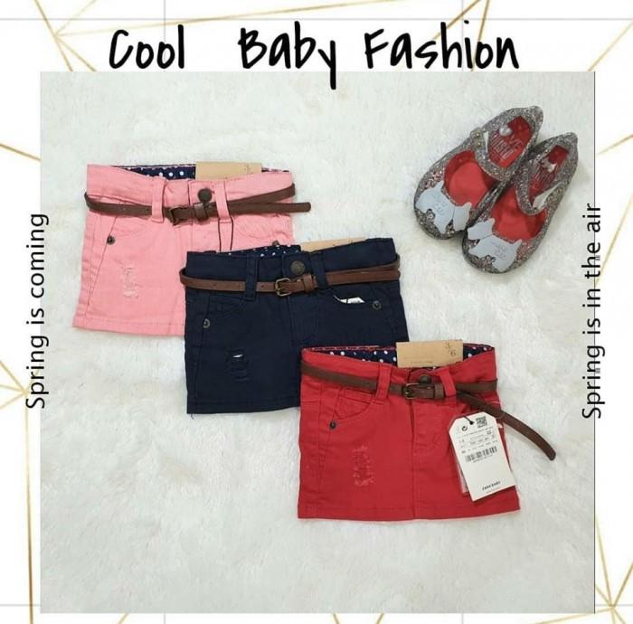 pakaian anak import ROK BABY 2234
