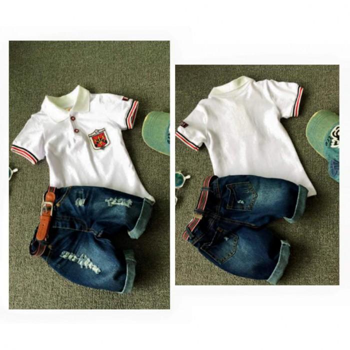 pakaian anak import SETELAN 2003