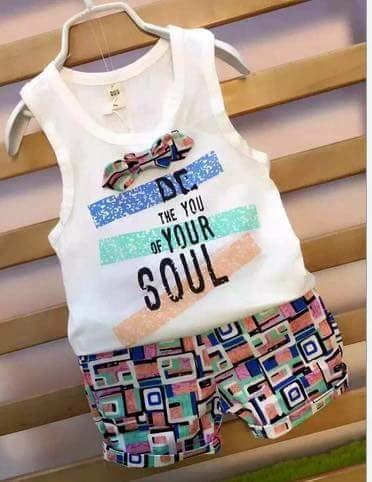 pakaian anak import SETELAN 2017