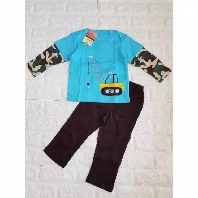 pakaian anak import SETELAN BABY 1059