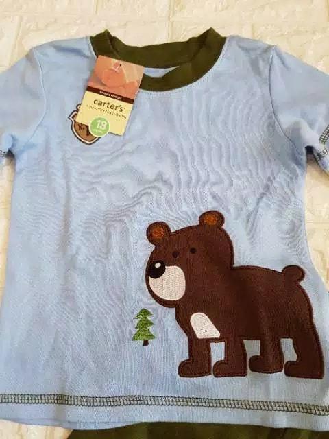 pakaian anak import SETELAN BABY 1060