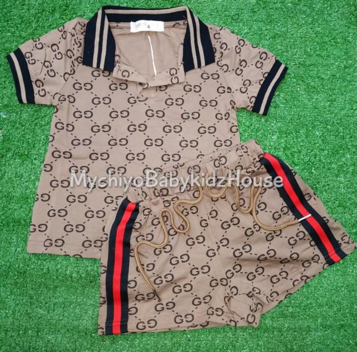 pakaian anak import SETELAN EXCLUSIVE DE09