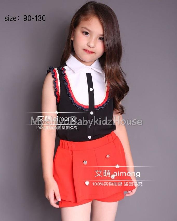 pakaian anak import SETELAN EXCLUSIVE DE12