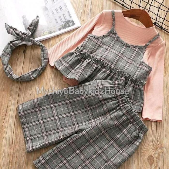 pakaian anak import SETELAN EXCLUSIVE DE22