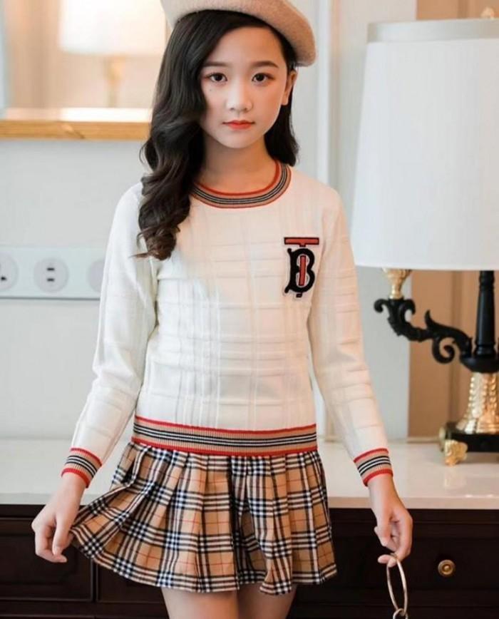pakaian anak import SETELAN EXCLUSIVE SWEATER B