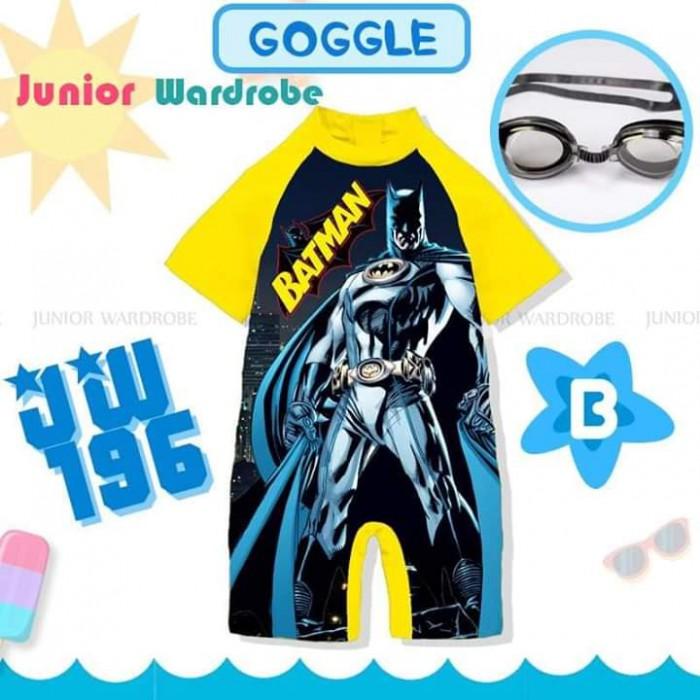 pakaian anak import SWIMSUIT JW 196-B BOY