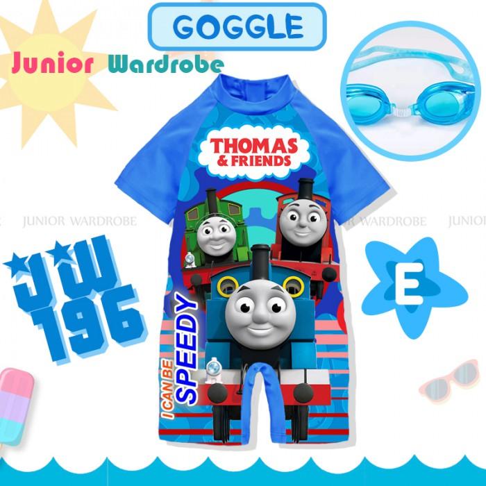 pakaian anak import SWIMSUIT JW 196-E BOY