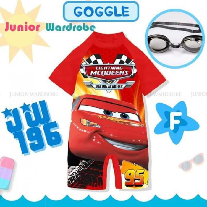 pakaian anak import SWIMSUIT JW 196-F BOY
