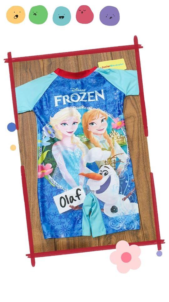 pakaian anak import SWIMSUIT JW 23-B GIRL