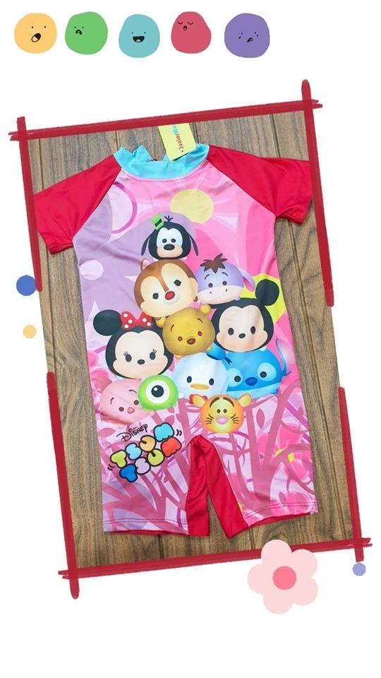 pakaian anak import SWIMSUIT JW 23-C GIRL