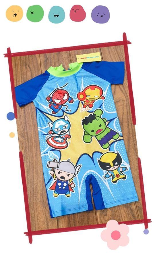 pakaian anak import SWIMSUIT JW 23-J BOY