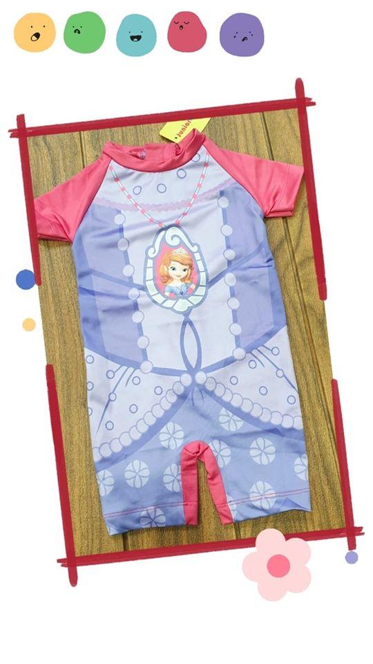 pakaian anak import SWIMSUIT JW 49-A GIRL