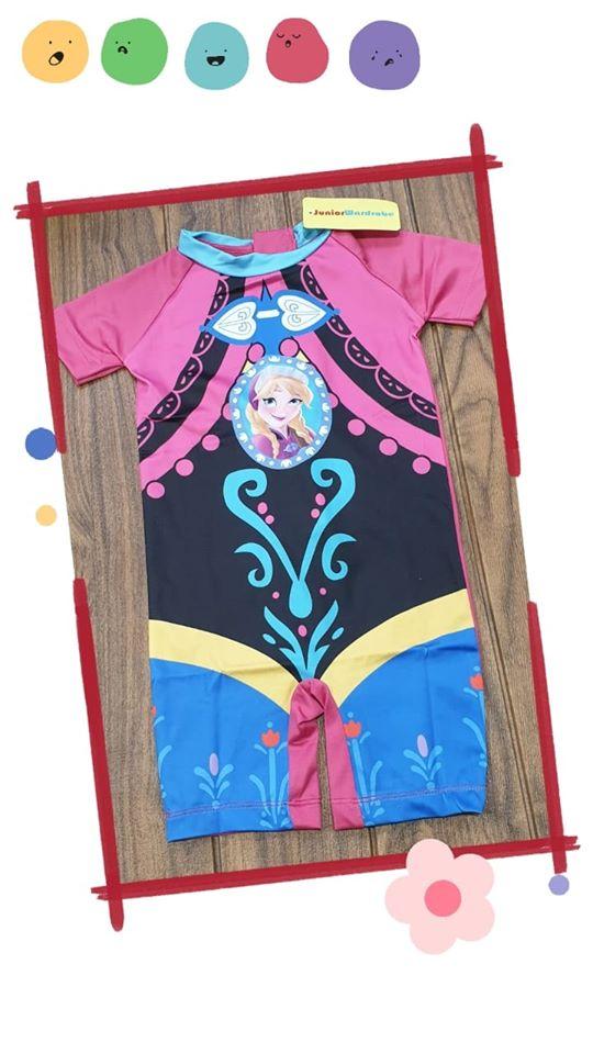 pakaian anak import SWIMSUIT JW 49-B BABY GIRL