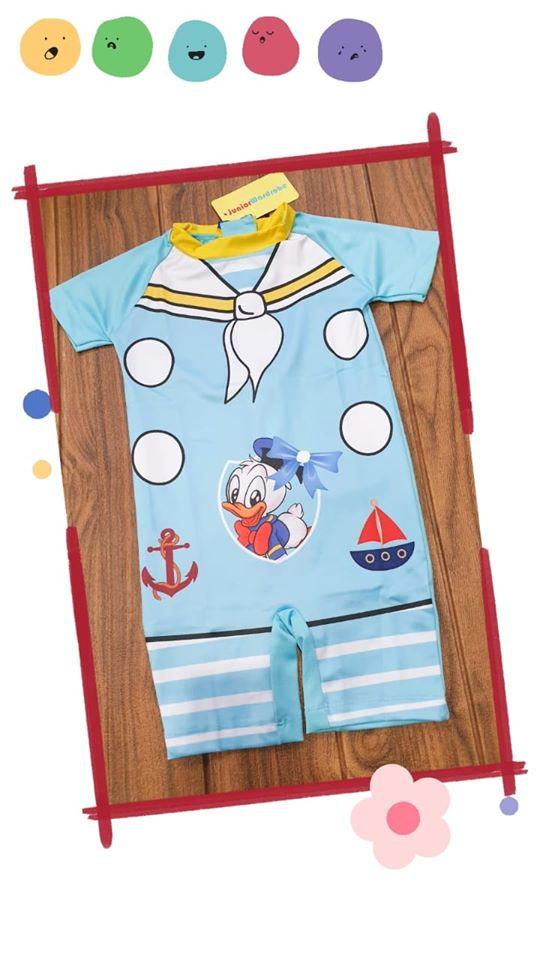 pakaian anak import SWIMSUIT JW 49-H BOY