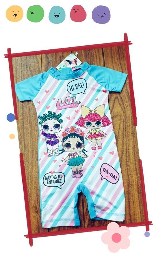 pakaian anak import SWIMSUIT OK 99-K TERUSAN
